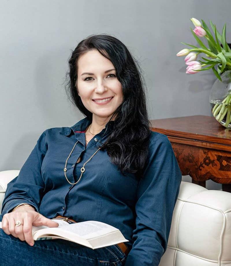 Izabella Czuba - Life coaching i mindfullness dla kobiet